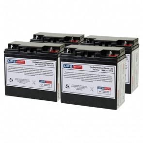 Alpha Technologies ALI Elite 2000TXL (017-747-220) Compatible Replacement Battery Set