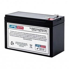 APC Back-UPS 550VA BE550G Compatible Battery