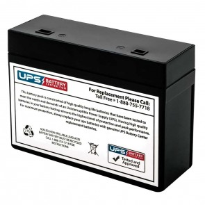 APC Back-UPS Office 250VA BF250 Compatible Battery