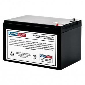 APC Back-UPS 600VA BK600C Compatible Battery Pack
