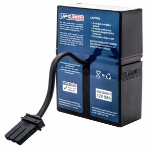 APC Back-UPS XS 1500VA BX1500BP Compatible Battery Set