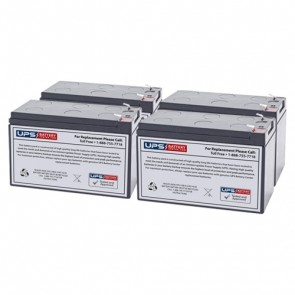 APC Back-UPS Pro 1500VA BR24BPG Compatible Battery Set
