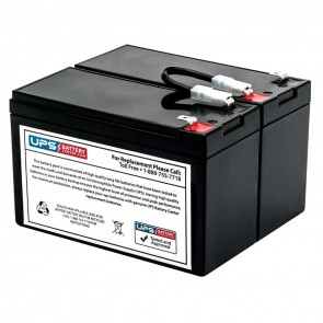 APC Back-UPS XS 1300VA BX1300LCD-CN Compatible Battery Pack
