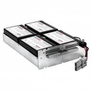APC Smart-UPS 1000VA LCD RM 2U SMT1000RM2U Compatible Battery Pack
