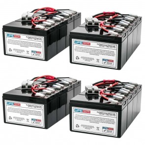 APC Smart-UPS 5000VA 208V SU5000T Compatible Battery Pack