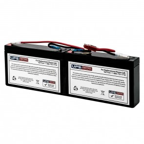 APC Smart-UPS SC 450VA RM 1U SC450RM1U Compatible Battery Pack