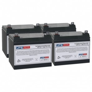 Best Power FERRUPS FD 4.3KVA Compatible Replacement Battery Set