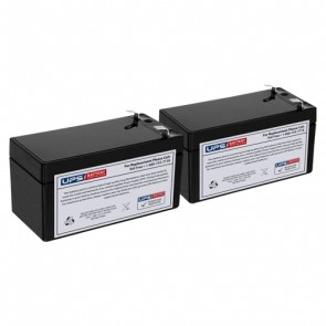 Biomedical Design EAS 85 Scope Medical Batteries - Set of 2