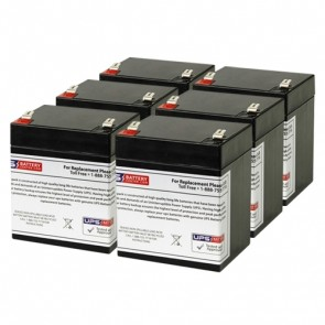 Clary DT1500 Compatible Replacement Battery Set