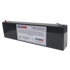 DSC BD3.5-6 6V 3.5Ah Battery for Envoy, NT9005