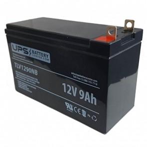 SLA1069 - Interstate 12V 9Ah Nut & Bolt Battery