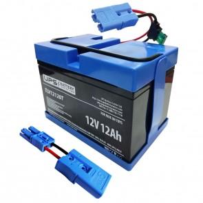 Battery for Kid Trax 12V CAT Power Large ATV - KT1214
