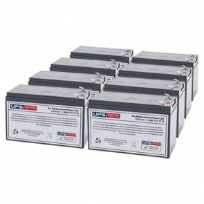 Liebert GXT-2000RT-120 Compatible Replacement Battery Set