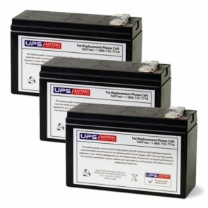 MGE Ellipse 1200 Compatible Replacement Battery Set