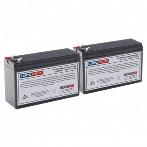 MGE Ellipse 800 Compatible Replacement Battery Set