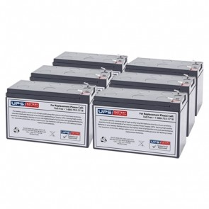 Middle Atlantic Premium Online Series UPS 3000VA UPS-OL3000R Compatible Replacement Battery Set