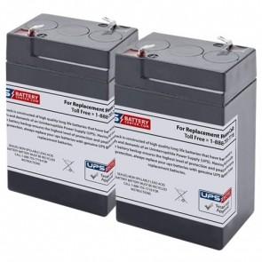 OPTI-UPS CS530B Compatible Replacement Battery Set