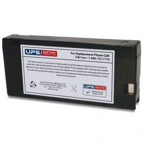 Ostar Power 12V 2Ah OP1220(III) Battery with PC Terminals