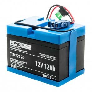 Battery for Peg Perego 12V Bombardier Traxter ATV - Red - IGOR0014