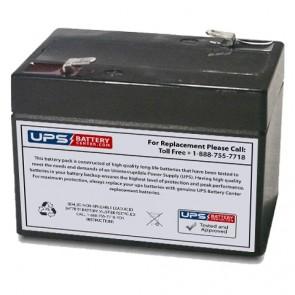 LONG WP2-6 6v 2Ah Battery