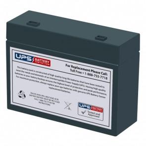 SunStone SPT12-5.4 12V 5.5Ah Battery
