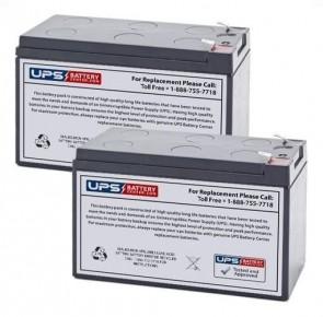 TaoTao E250 Invader 24V 7Ah Battery Set