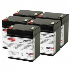 Unison DP800 UPS Battery (5 battery model)